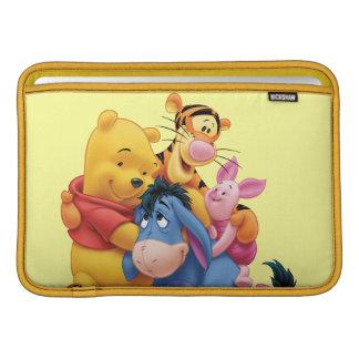 Pooh & Friends 5 Sleeve For MacBook Air