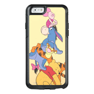 Pooh & Friends 8 OtterBox iPhone 6/6s Case