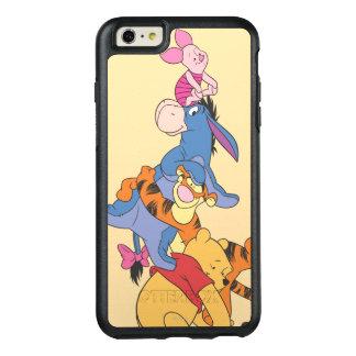 Pooh & Friends 8 OtterBox iPhone 6/6s Plus Case