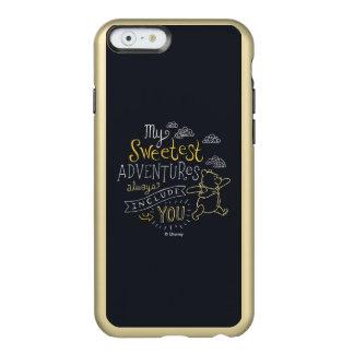 Pooh | My Sweetest Adventures Incipio Feather® Shine iPhone 6 Case