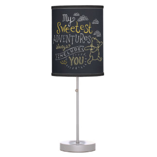 Pooh | My Sweetest Adventures Table Lamp