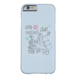 Pooh & Pals   Friends Light Up Your Life Barely There iPhone 6 Case