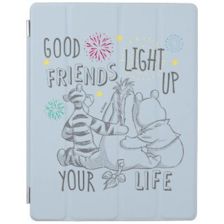 Pooh & Pals | Friends Light Up Your Life iPad Cover