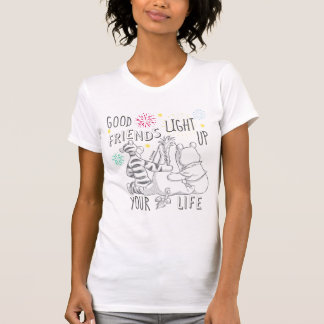 Pooh & Pals | Friends Light Up Your Life T-Shirt