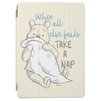 Pooh | Take a Nap Quote iPad Air Cover