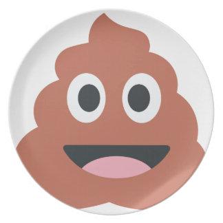 Pooh Twitter Emoji Dinner Plate