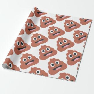 Pooh Twitter Emoji Wrapping Paper