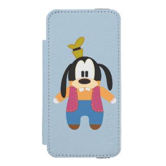 Pook-a-Looz Goofy Incipio Watson™ iPhone 5 Wallet Case