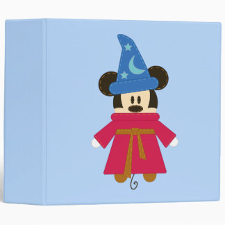Pook-a-Looz Mickey | Sorcerer's Hat Binders