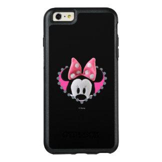 Pook-a-Looz Minnie | Peeking OtterBox iPhone 6/6s Plus Case