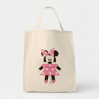 Pook-a-Looz Minnie | Pink Polka Dots Dress