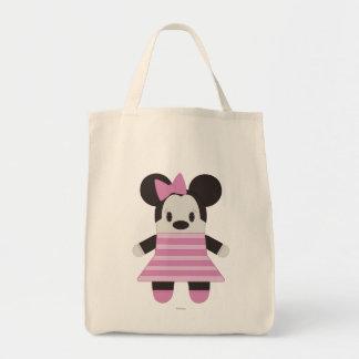 Pook-a-Looz Minnie | Pink Stripes Dress