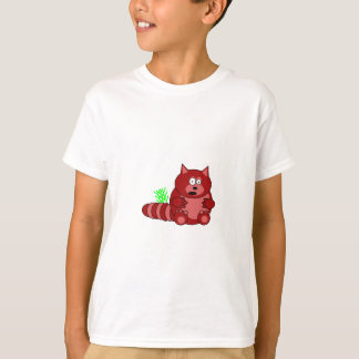 Pook the Red Panda Childs T-Shirt