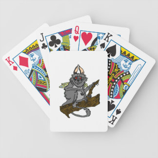 Pooka Poker Card