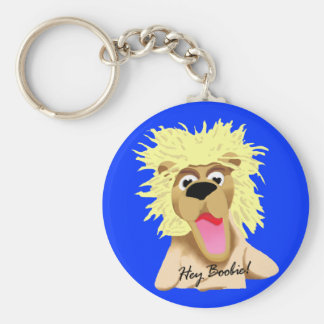 Pookie the Lion key chain