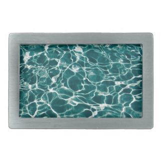 pool-802 rectangular belt buckles