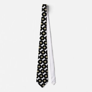 Pool 8 Ball Tie