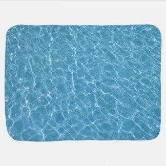 Pool Baby Blanket