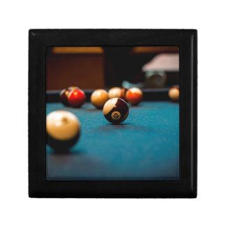Pool Ball Table Gift Box