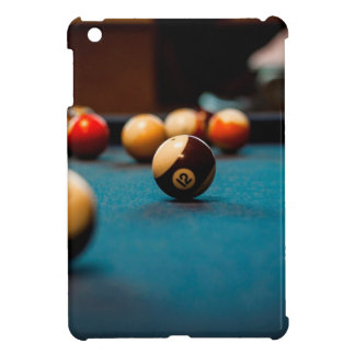 Pool Ball Table iPad Mini Cases
