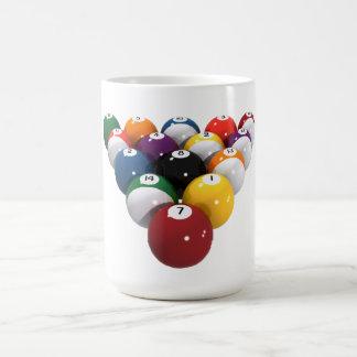 Pool Balls / Billiards: 3D Model: Coffee Mug