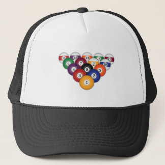 Pool Balls / Billiards: Hats