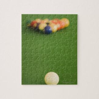 Pool Balls Jigsaw Puzzle