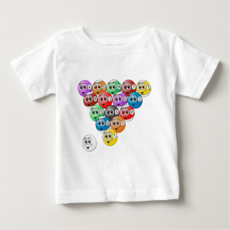 Pool Billards Baby T-Shirt