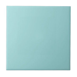 Pool Blue Personalized Aqua Teal Color Background Ceramic Tiles