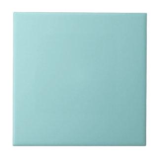 Pool Blue Personalized Aqua Teal Color Background Tile