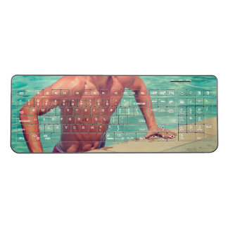 Pool Boy Wireless Keyboard