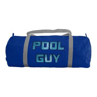 Pool Guy Gym Bag