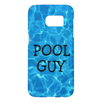 Pool Guy Swimming Pool Design Samsung Galaxy S7 Case