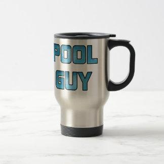 Pool Guy Travel Mug