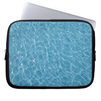Pool Neoprene Laptop Sleeve 10 inch