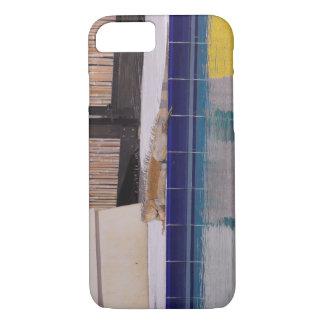 Pool of the Iguana iPhone 7 Case