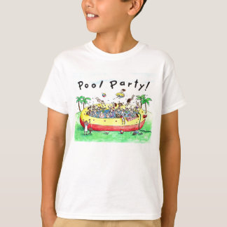 Pool Party T-Shirt