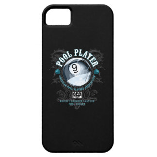 Pool Player Filigree 9-Ball Case For The iPhone 5