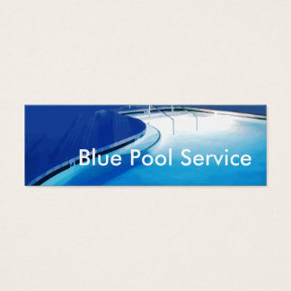 Pool Service Business Cards