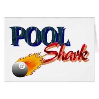 Pool Shark Card