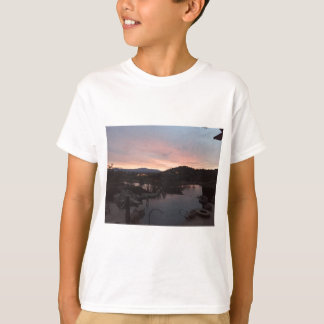 Pool Side Sunrise T-Shirt