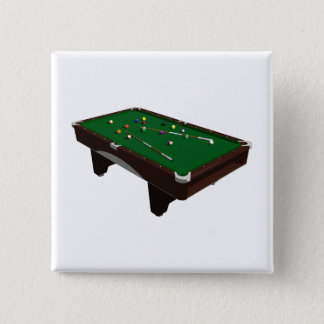 Pool Table 2 Inch Square Button