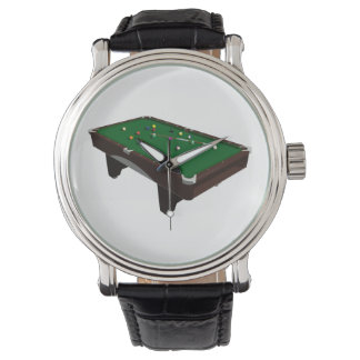 Pool Table Watch
