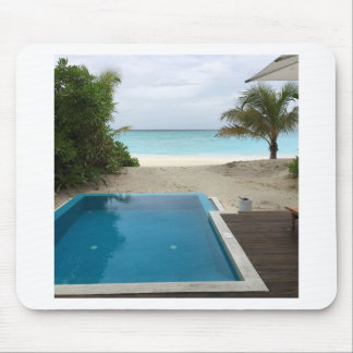 Pool Villa Collection Mouse Pad