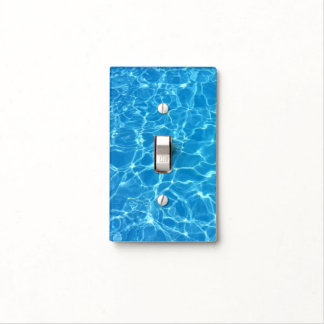 Pool Water Light Switch Cover