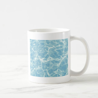 Pool Water, Pool, Swim, Summer Coffee Mug