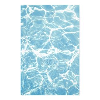Pool Water, Pool, Swim, Summer Stationery