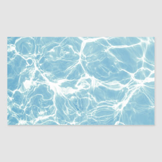 Pool Water, Pool, Swim, Summer Sticker