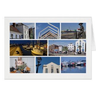 Poole multi-image card