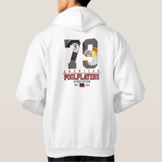 Poolplayers Athletic Hoodie